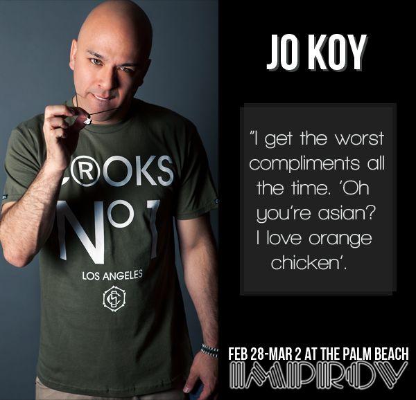 Jo Koy [POSTPONED] at Winspear Opera House