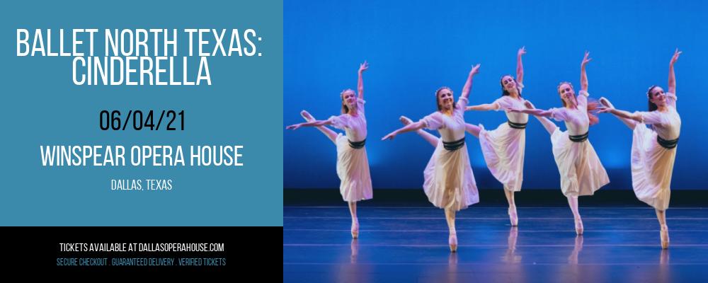 Ballet North Texas: Cinderella at Winspear Opera House