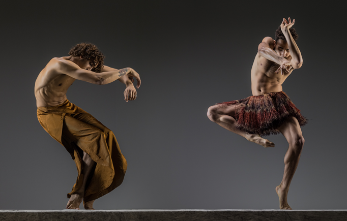 Alonzo King Lines Ballet at Winspear Opera House